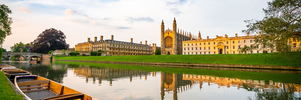 Day Trips to Cambridge